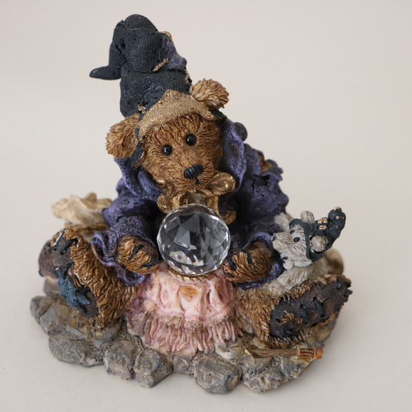 Boyds Bears Other - Boyds Bear Wonderful Wizard of Wuz Resin